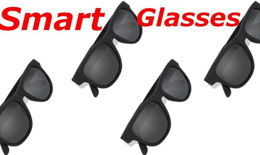 smart glasses occhiali intelligenti