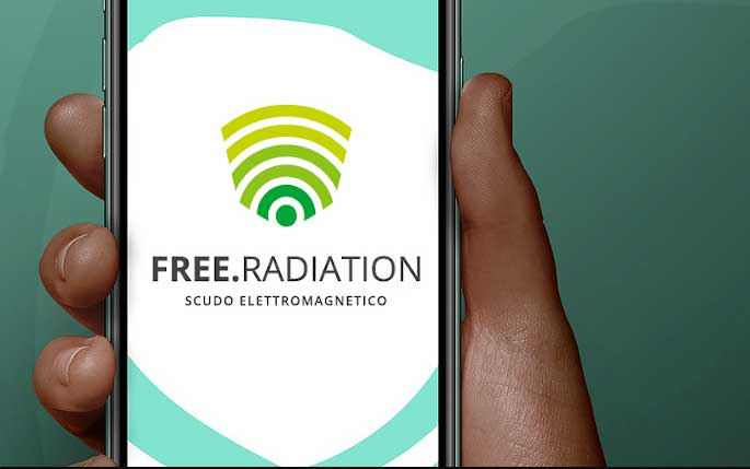 free radiation scudo elettromagnetico