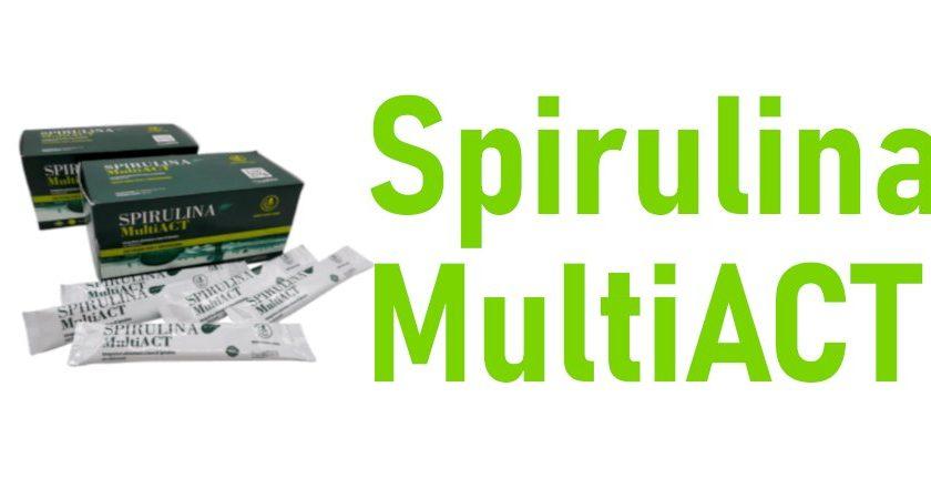 recensione spirulina multiact